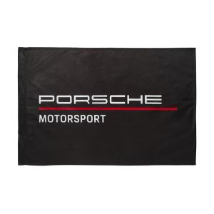 Porsche Motorsport Flag