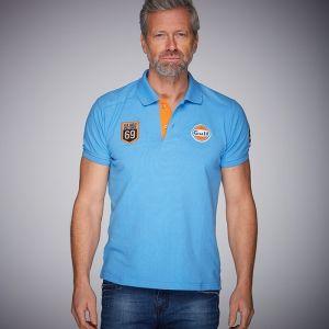 Gulf Poloshirt 69 cobalt