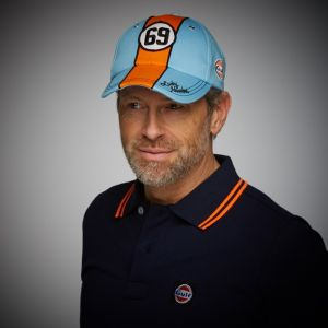 Gulf Casquette 69 Lucky Number