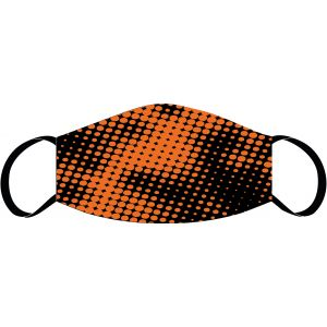 Mund-Nasen Maske Tech orange