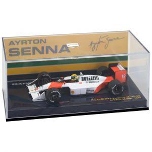 Ayrton Senna McLaren Honda