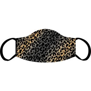 Maschera bocca e naso Leopardo