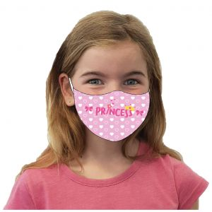 Mouth and nose mask Princess