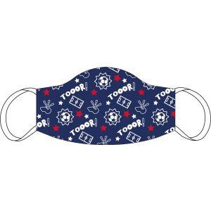 Máscara de Boca y Nariz Fútbol