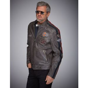 Gulf Jacket Daytona anthracite