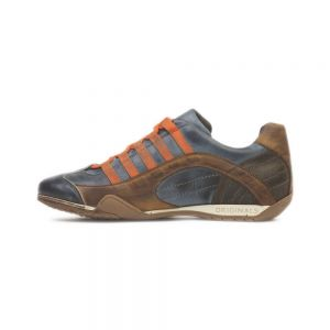 Gulf GPO Sneaker Monza Indaco