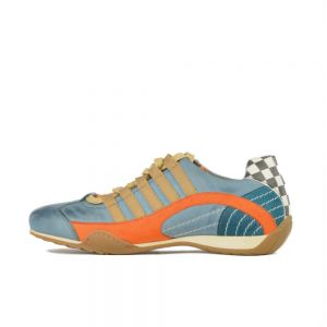 Gulf Sneaker Lady Racing ice blue