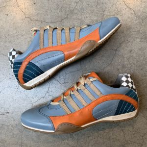 Gulf Zapatillas Racing azul hielo
