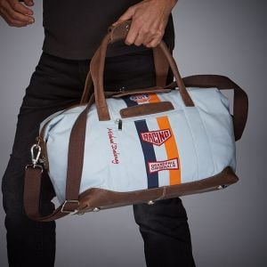 Gulf Michael Delaney Travel bag medium gulf blue