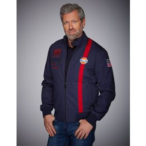 Gulf Blouson Michael Delaney navy blue