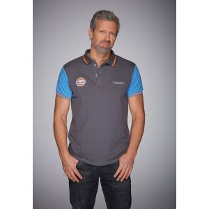 Gulf Poloshirt New Sport anthrazit