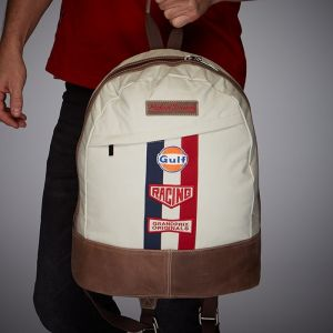 Gulf Racing Backpack sand