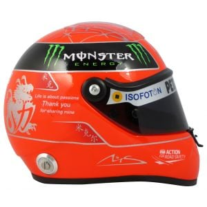 Michael Schumacher Final Casco GP Formel 1 2012 1:2