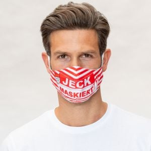 Mouth and nose mask Jeck masked