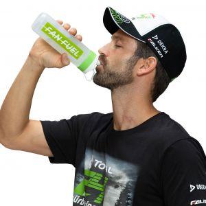 24h-Rennen Trinkflasche Fan