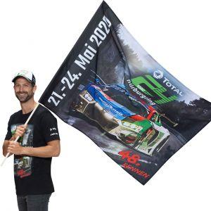 24h-Rennen Fahne 2020