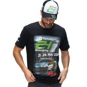24h-Race T-Shirt 2020 black