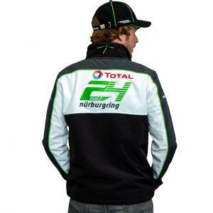 24h-Rennen Softshell-Jacke Sponsor