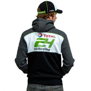 24h-Rennen Kapuzenpullover Sponsor