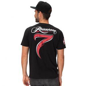 Kimi Räikkönen T-Shirt Script Logo schwarz