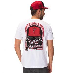 Kimi Räikkönen T-Shirt Silhouette