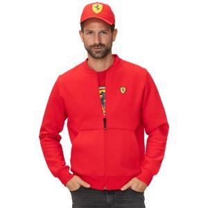 Scuderia Ferrari Chaqueta roja