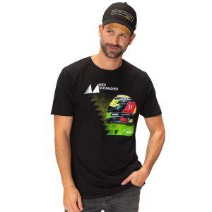 Mick Schumacher Gagnant du T-Shirt