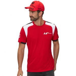 Mick Schumacher T-Shirt rouge