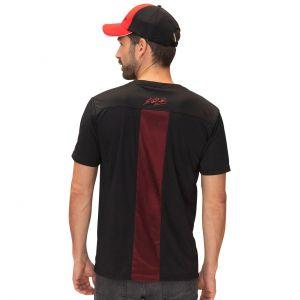 Michael Schumacher T-Shirt Speedline nera