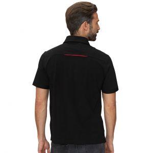 Porsche Motorsport Poloshirt noir