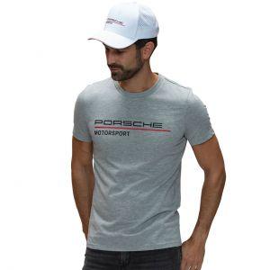 Maglietta grigia della Porsche Motorsport