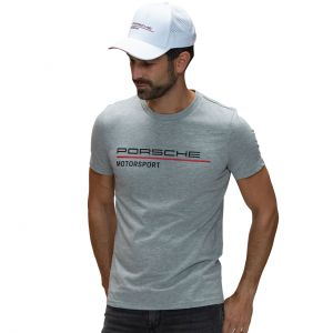 Porsche Motorsport T-Shirt grey
