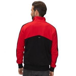 Scuderia Ferrari Sweatjacket black / red
