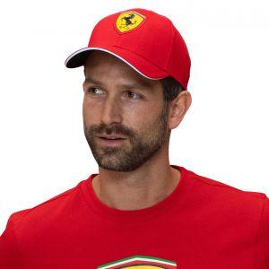 Ferrari Scuderia Gorra Classic roja