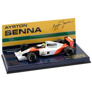 Ayrton Senna McLaren Honda MP4/6 World Champion 1991 1/43