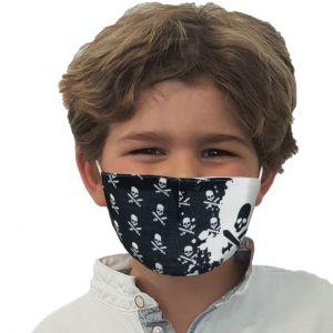 Máscara de boca y nariz Pirata