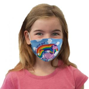Masque buccal et nasal Arc-en-ciel