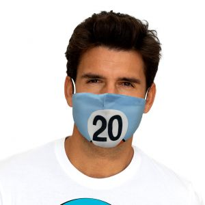 GP 20 Masque buccal et nasal