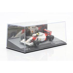 Ayrton Senna McLaren MP4/7 #1 Alemania GP Fórmula 1 1992 1/43 Altaya