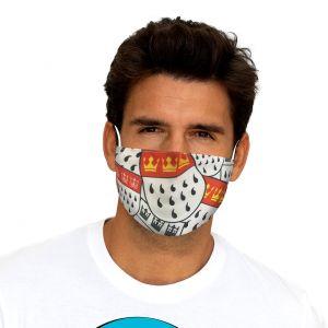 Maschera bocca e naso Stemma di Colonia