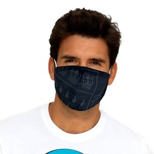 Mund-Nasen Maske Et hätt noch immer jot jejange
