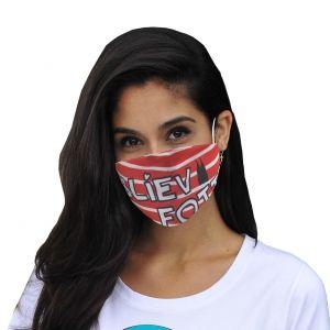 Mund-Nasen Maske Bliev Fott