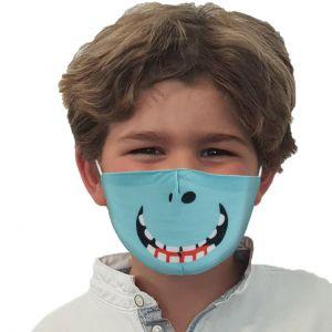 Maschera bocca e naso Guancia che sgranocchia