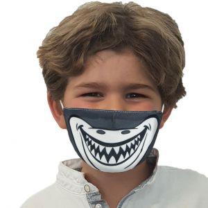 Masque buccal et nasal Requin