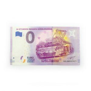 24h-Rennen 2020 licencia de coleccionista
