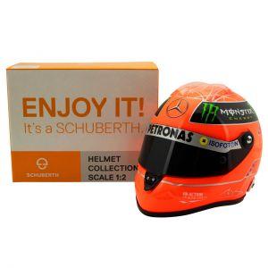 CascoMichael Schumacher Finale GP Formula 1 2012 1:2