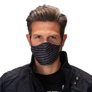 Paddock Legends Mund-Nasen Maske