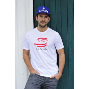 Ayrton Senna T-Shirt Double S model