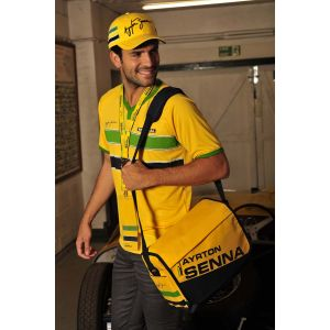 Ayrton Senna Messenger Bag Racing model