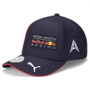 Red Bull Racing Driver Cap Albon navy blue